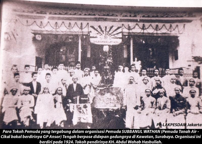 Sejarah Berdirinya Gerakan Pemuda Ansor, GP Ansor