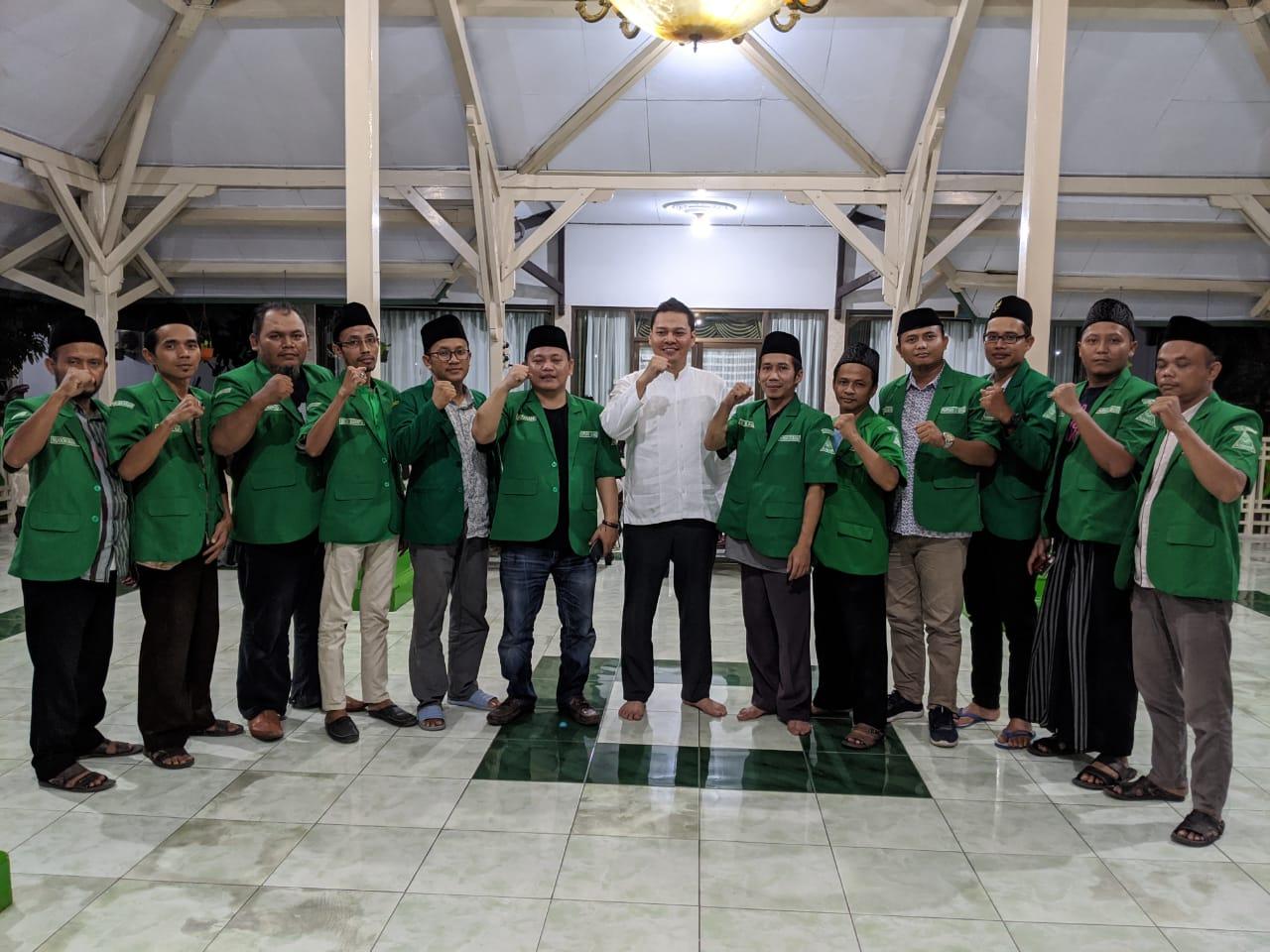 Wakil Bupati Tegal Terima Kunjungan PC GP Ansor, GP Ansor
