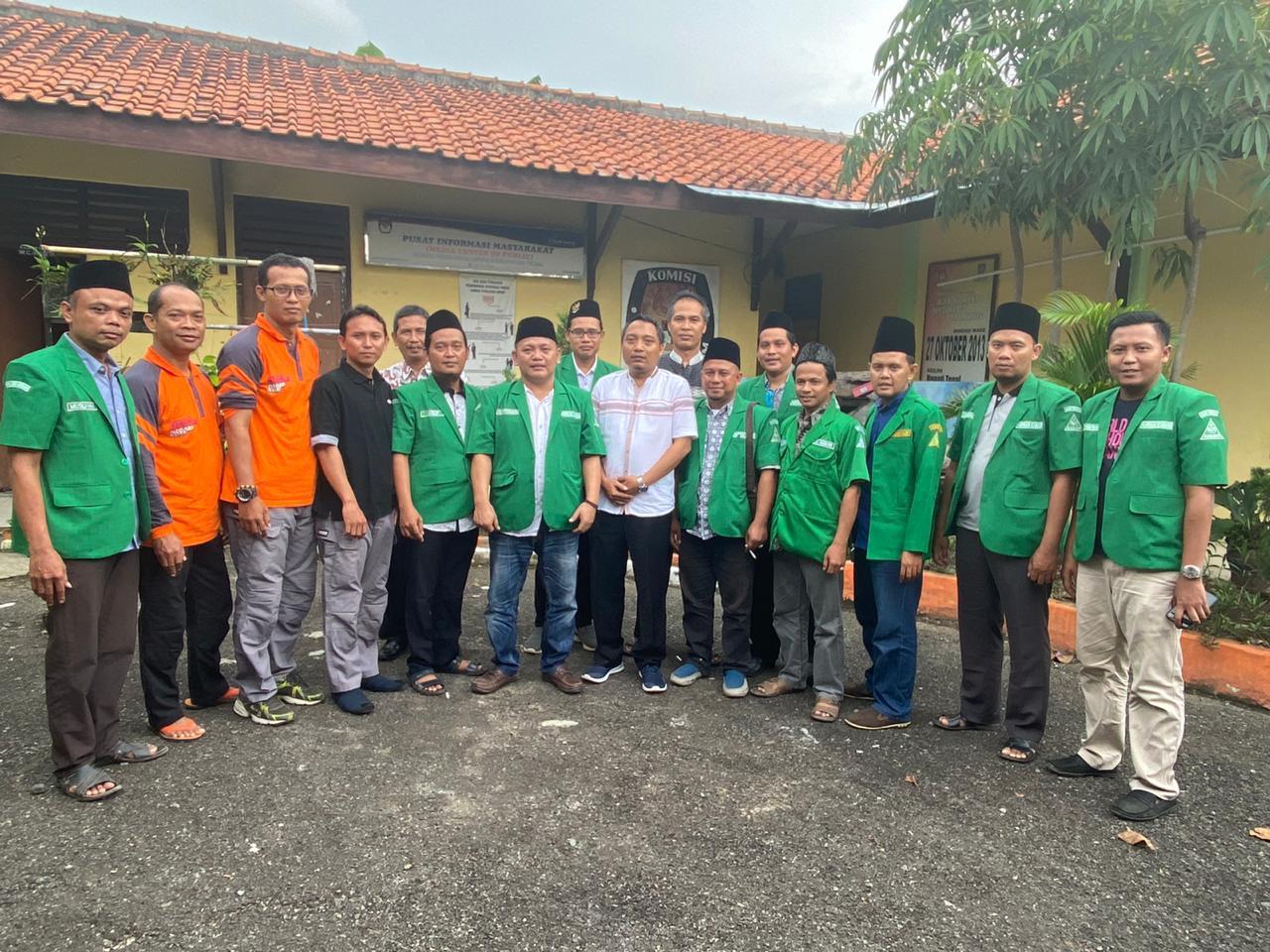 GP Ansor Siap Bersinergi dengan KPU, GP Ansor