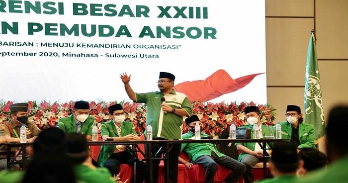 Inilah 6 Rekomendasi Konbes XXIII GP Ansor, GP Ansor