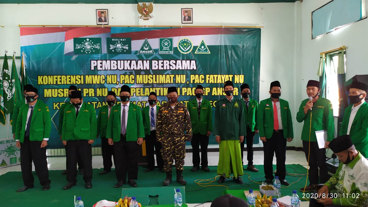 GP Ansor Harus Tetap dalam Satu Komando, GP Ansor