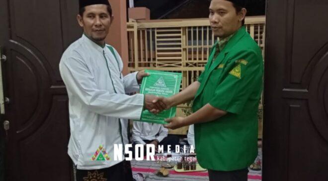 Resmi Dilantik, GP Ansor Karangjati Tarub Siap Jadi Penggerak Desa, GP Ansor