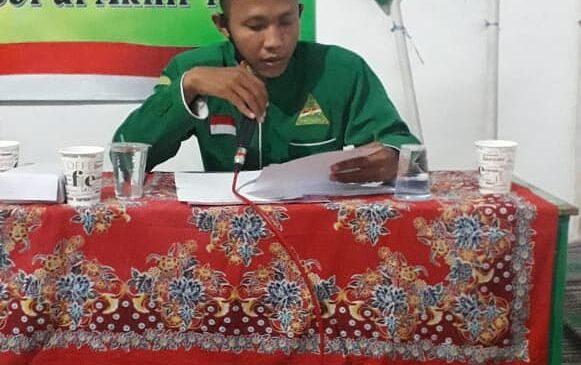 Ranting Ujungrusi gelar Rapat Anggota., GP Ansor