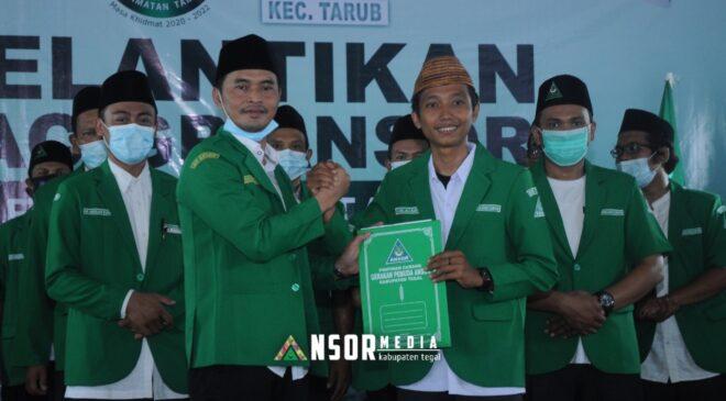 Ansor Jateng Minta Kader dalam Berkhidmah di Ansor Harus Kaffah, GP Ansor