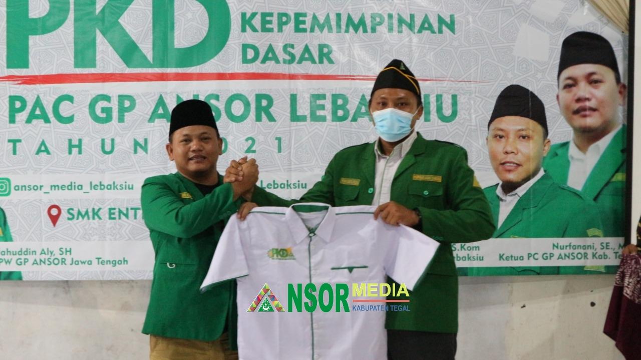 PC Ansor : Kaderisasi di Ansor Tidak Ada Paksaan, GP Ansor