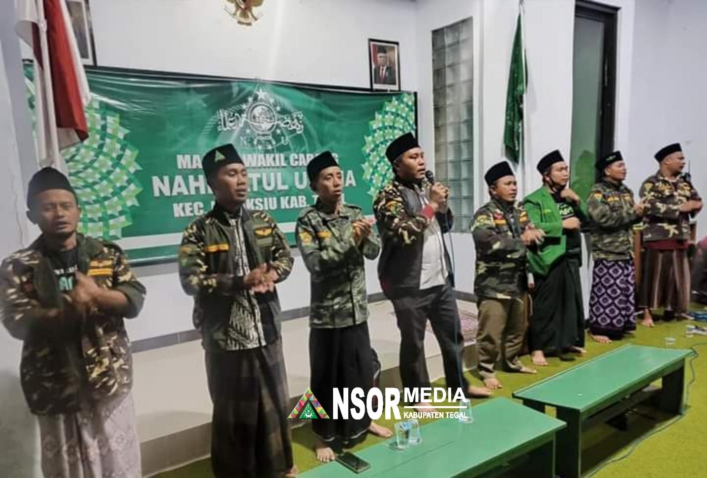Pengurus Ansor Banser Adalah Kader Pilihan, GP Ansor