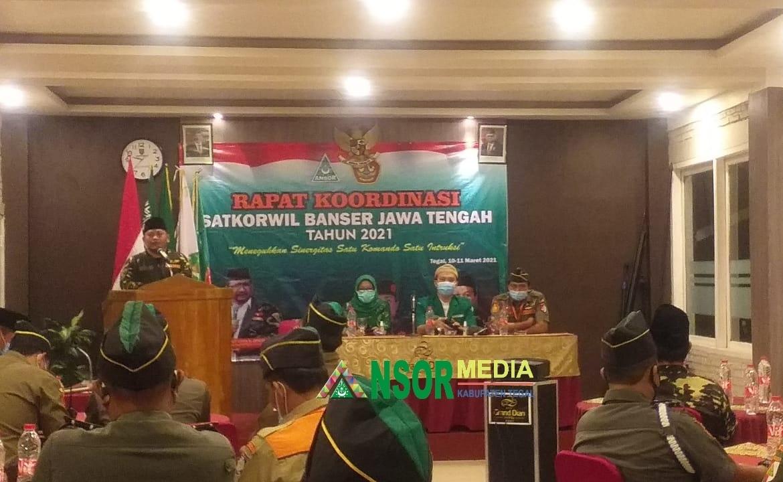 PW Ansor Jateng : Gelombang Minat Menjadi Ansor Banser Luar Biasa, GP Ansor