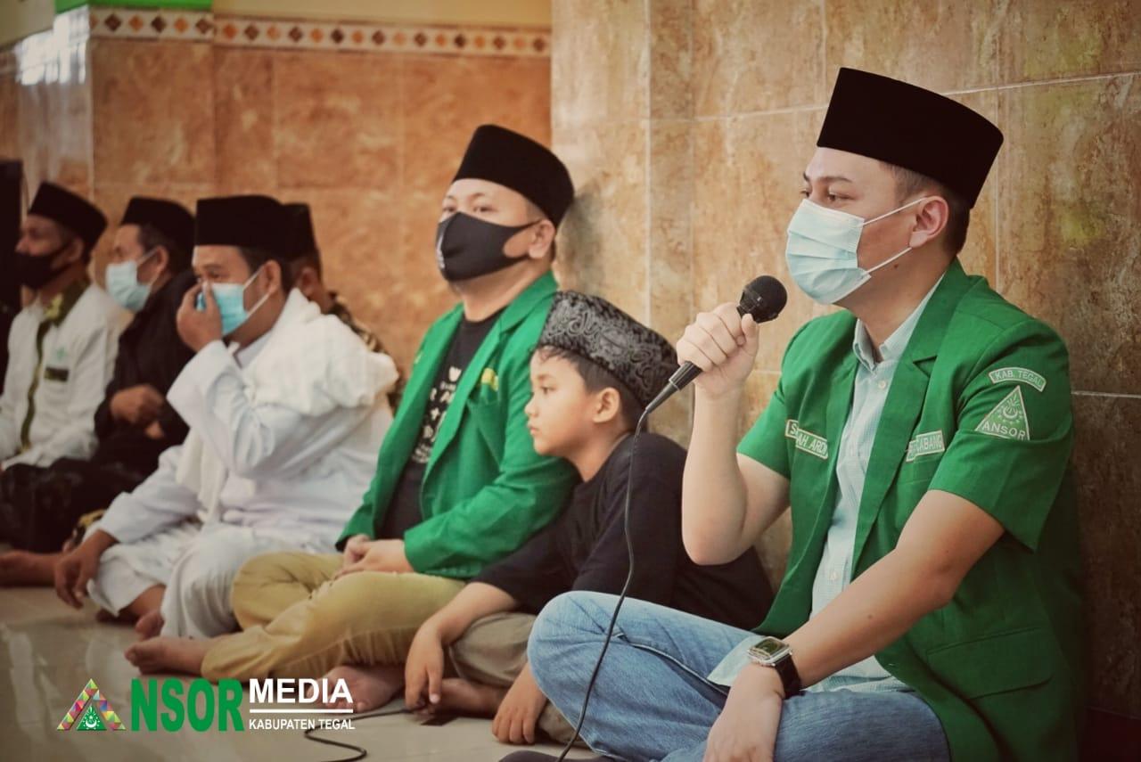 Harlah GP Ansor ke 87, Ansor Banser Tegal Gelar Doa Bersama, GP Ansor