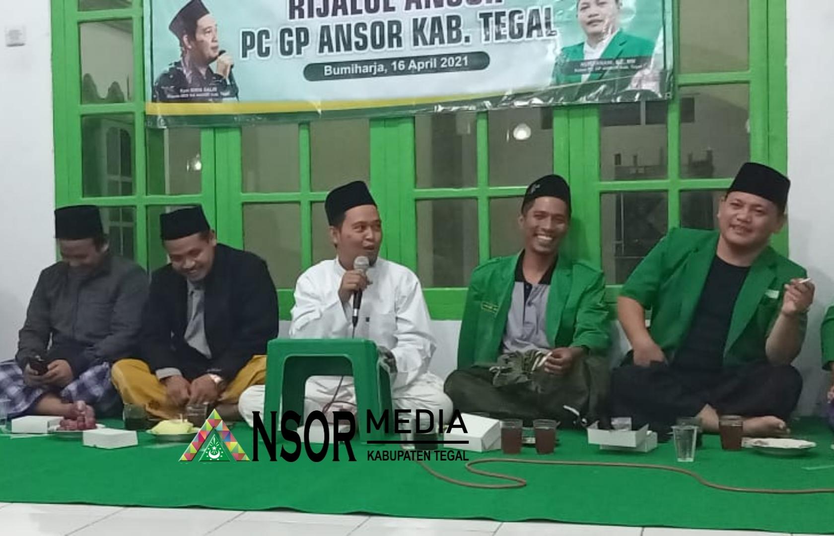 Syiar Ramadhan, PC Ansor Tegal Gelar Tarhim di 6 Zona, GP Ansor