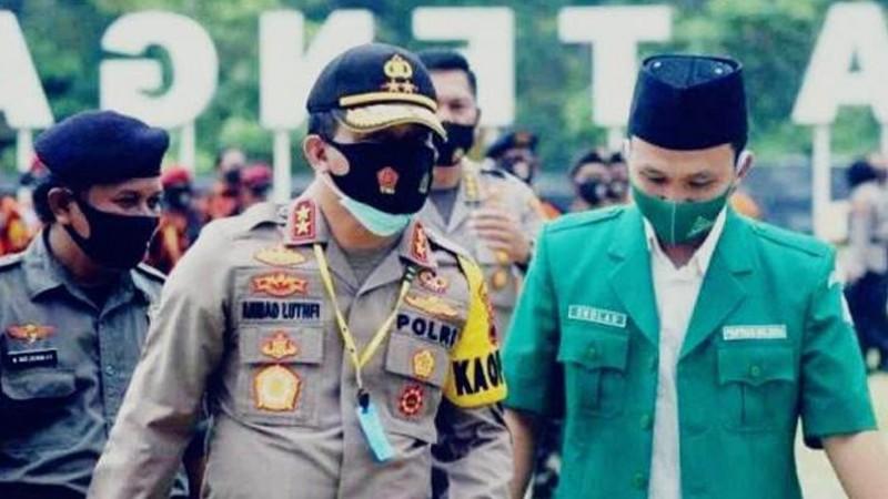 Ansor Jateng : Semua Kegiatan Ansor Ditunda, GP Ansor