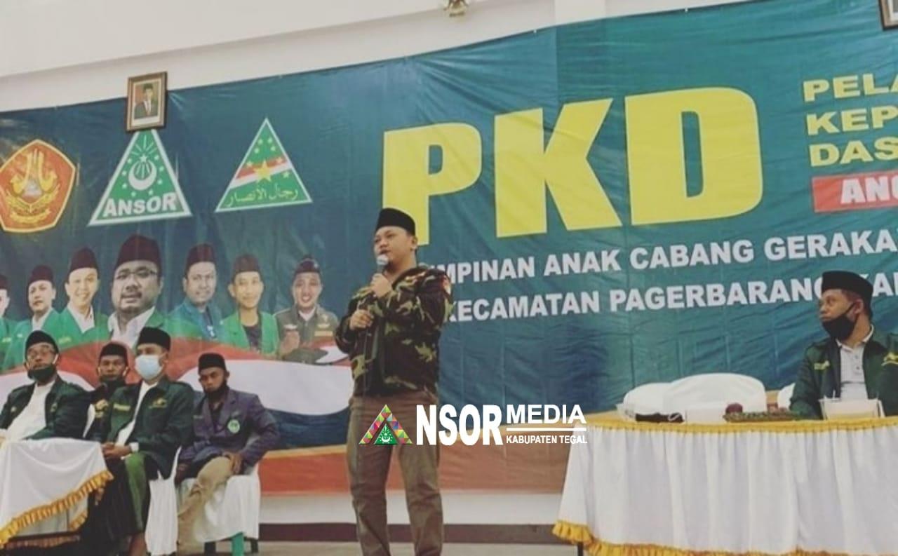 PC Ansor : PKD Ansor Lahirkan Kader Pemimpin Masa Depan, GP Ansor