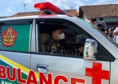 Segera Launching, Ambulan Gratis Ansor Peduli Untuk Masyarakat