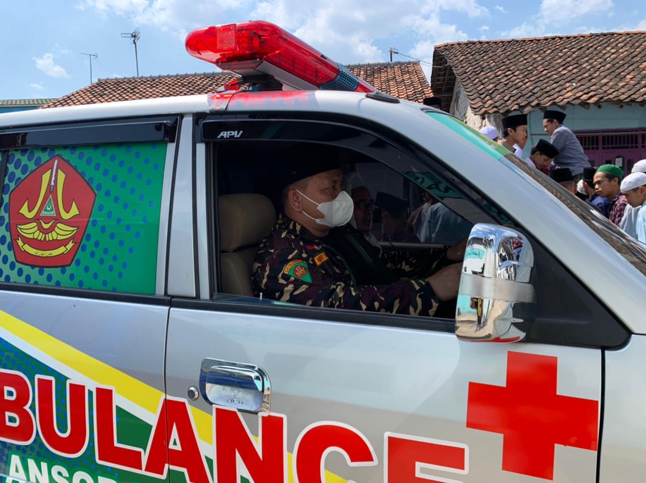 Segera Launching, Ambulan Gratis Ansor Peduli Untuk Masyarakat, GP Ansor