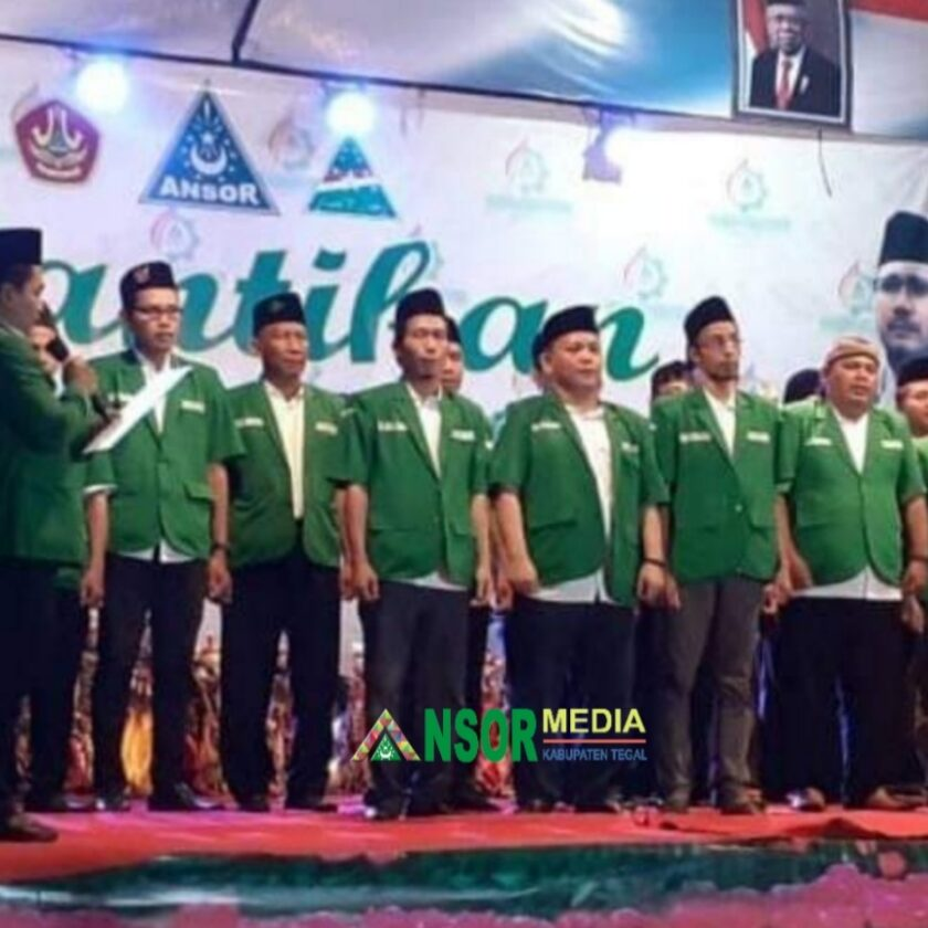 Ansor Tegal Dorong Pemerintah Beri Kompensasi Pedagang Terdampak PPKM, GP Ansor