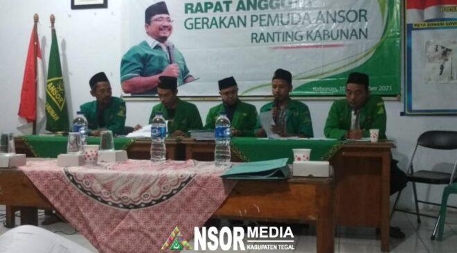 Teguh Pimpin Ansor Kabunan, Nur Edi Irawan Nahkoda Baru Ansor Dukuhwaru, GP Ansor