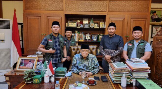 Ketua Umum PBNU Bakal Hadiri Pelantikan PCNU Kabupaten Tegal, GP Ansor