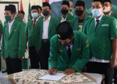 Pengurus PAC GP Ansor Dukuhwaru Periode 2021 – 2023 Dilantik